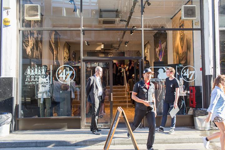 Recap Black Fives 47 Brand Launch London-4