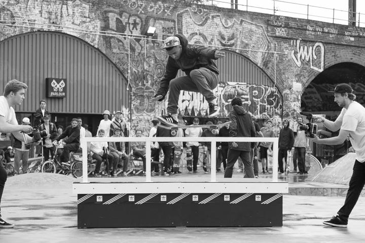 Recap adidas Skateboarding BOOST THE BAR Mile End London-3