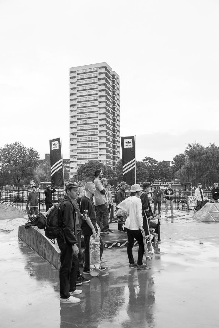 Recap adidas Skateboarding BOOST THE BAR Mile End London-9