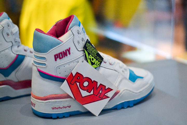 The Rise of Sneaker Culture exhibition Brooklyn Museum-15