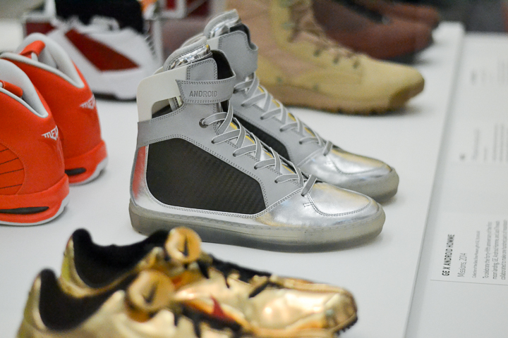 The Rise of Sneaker Culture exhibition Brooklyn Museum-8
