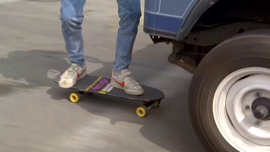 What Shoes Does Marty Mcfly Wear