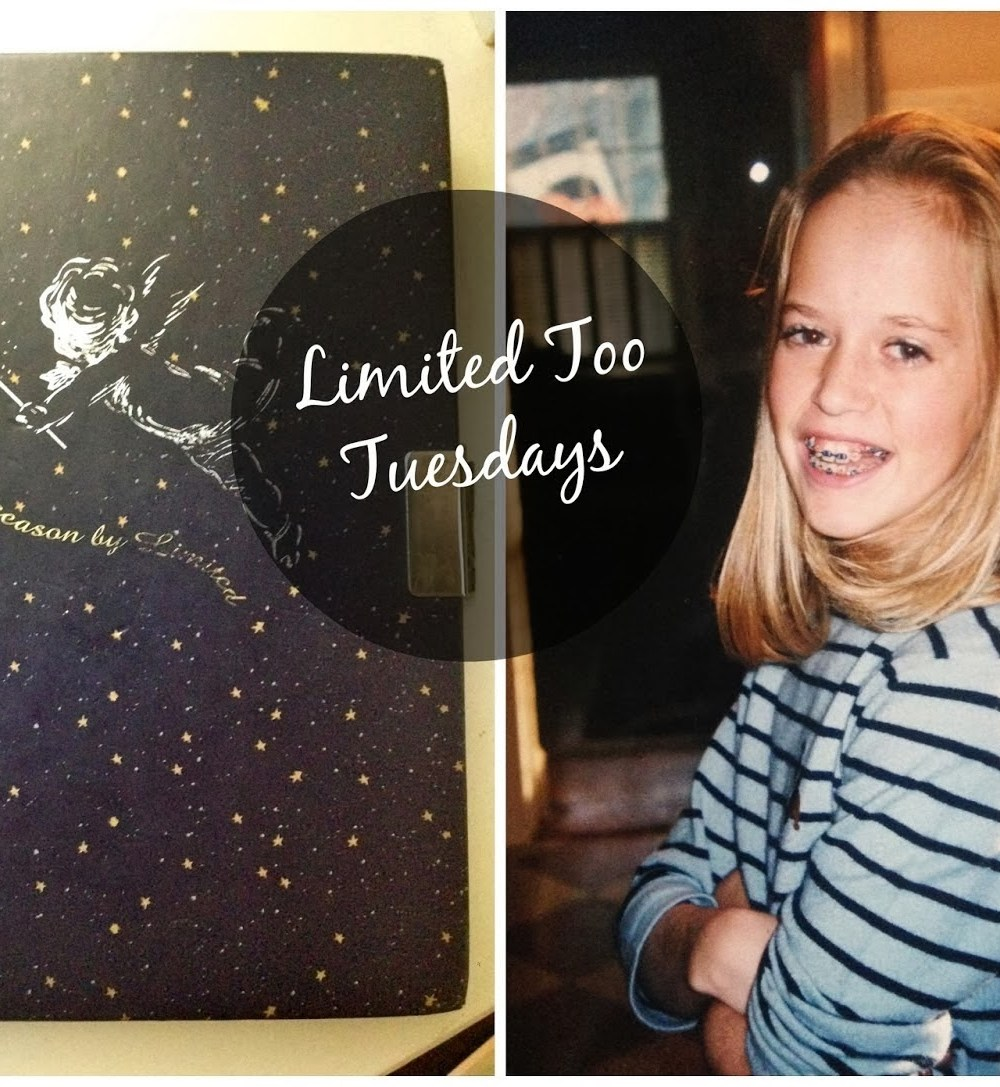 """Limited Too Tuesdays- On Setting """"Life Goals"""""""