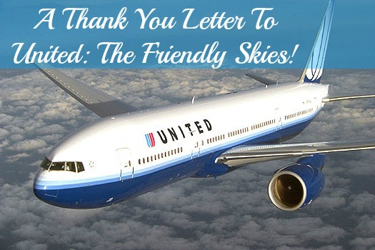 A Thank You Letter To The United Flight Attendant