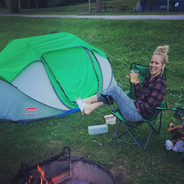 That Time We Went Camping