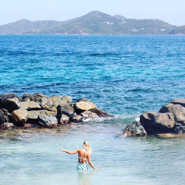 Honeymoon In British Virgin Islands The Daily Tay