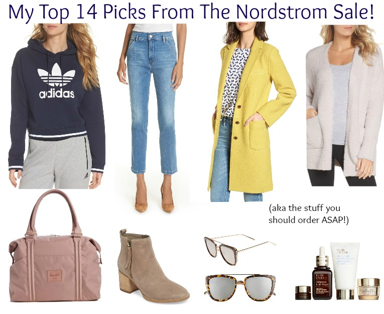 My Top 14 Picks From The Nordstrom Sale