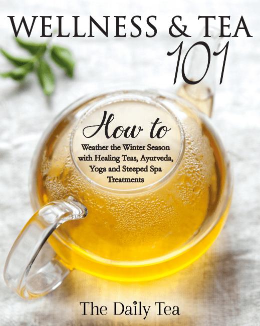 Wellness Tea 101 E-Book