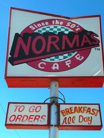 Norma's Cafe to Celebrate 55th Anniversary