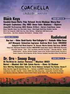 Win a Trip to Coachella from Tmobile