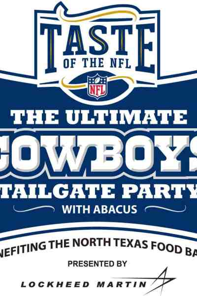 Party with a Purpose: Taste of the NFL benefiting NTFB