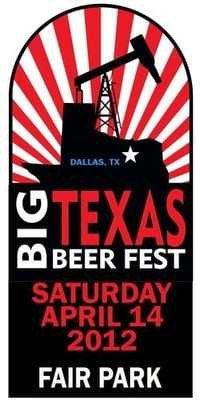 Big Texas Beer Fest: Beer, Beer, and More Beer