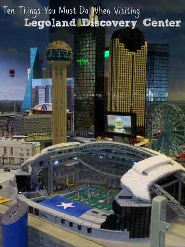 10 Things You Must Do When Visiting Legoland Discovery Center