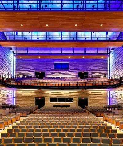 Dallas City Performance Hall Grand Opening Events