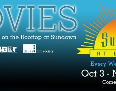 Watch Free Movies on the Rooftop at Sundown