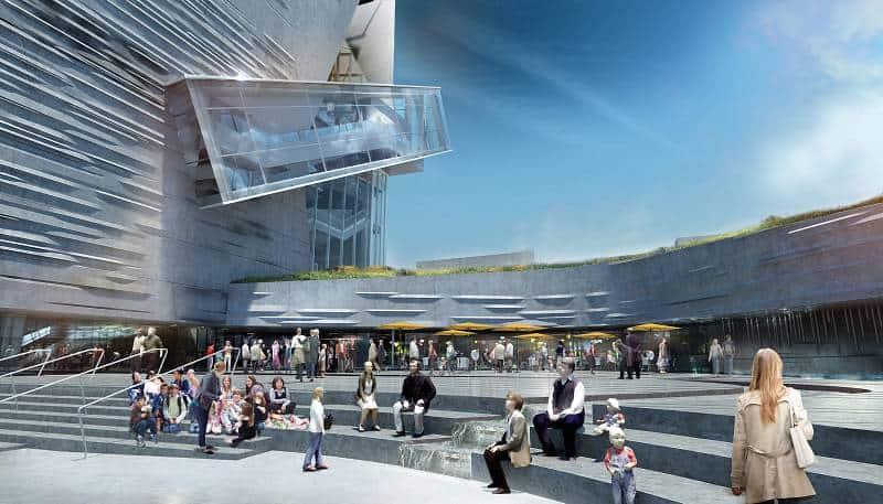 Modern Architecture Dallas perot museum tickets on sale now - the dallas socials