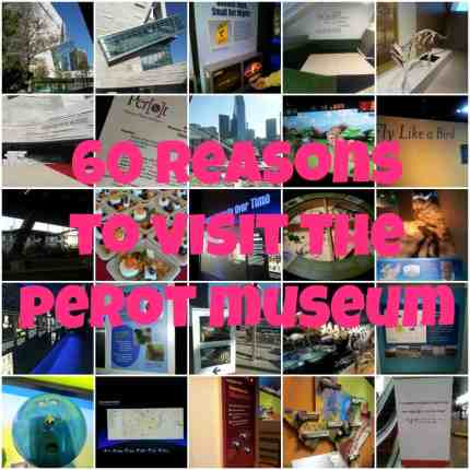 60 Reasons to Visit the Perot Museum Dallas #musuem #family #science #dallas