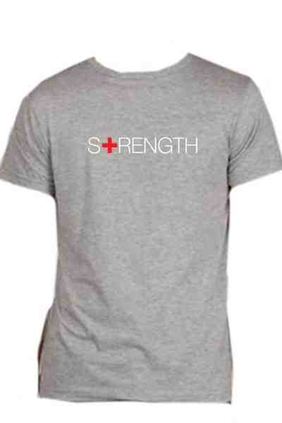 Equinox Gives Back to Community with 'Strength' Shirts