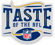 Taste of the NFL: Food, Fundraising, Fun and Football