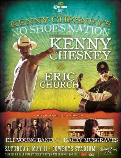 Kenny Chesney Dallas