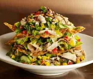 Asian Chicken Salad at Cheddar's