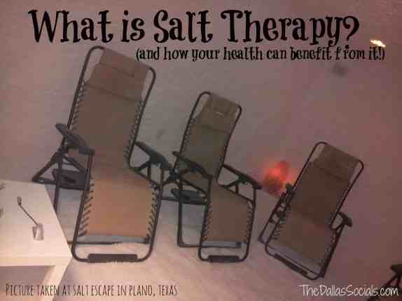 What is Salt Therapy and how can my health benefit?