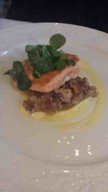 Fresh Atlantic Salmon at The French Room  #dallas #dining