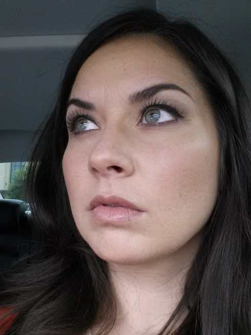 Full Makeup done by Blushington Dallas #spa #makeup