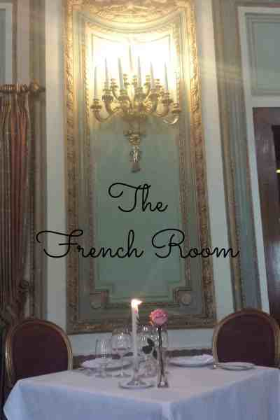 Restaurant Week DFW: The French Room
