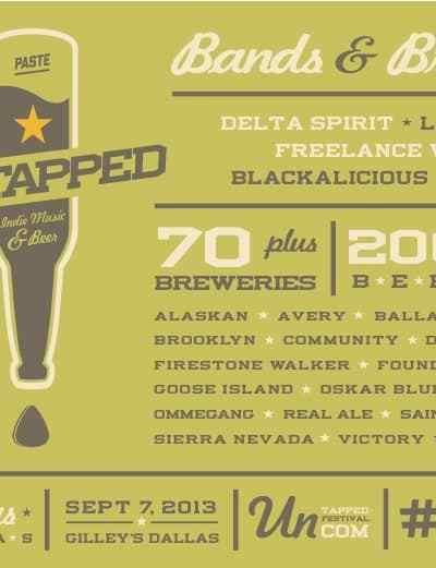 Untapped Festival Returns on September 7th + Giveaway