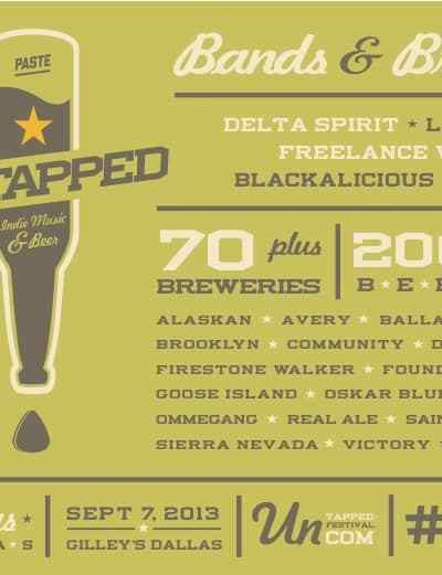 Untapped Festival Returns on September 7th + Giveaway