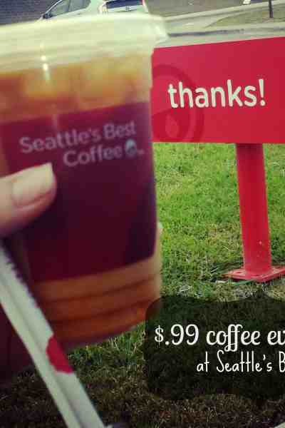 Get Your Pumpkin Fix at Seattle's Best Coffee + Giveaway #Pumpkinber