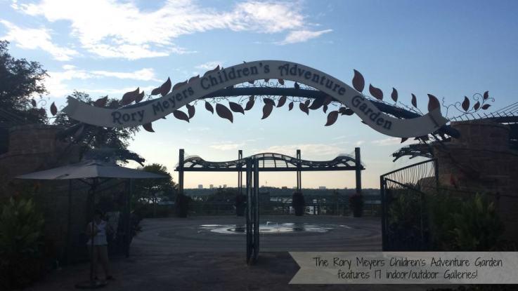 Rory Meyers Children's Adventure Garden features 17 Indoor/Outdoor Galleries. #Dallas #Arboretum