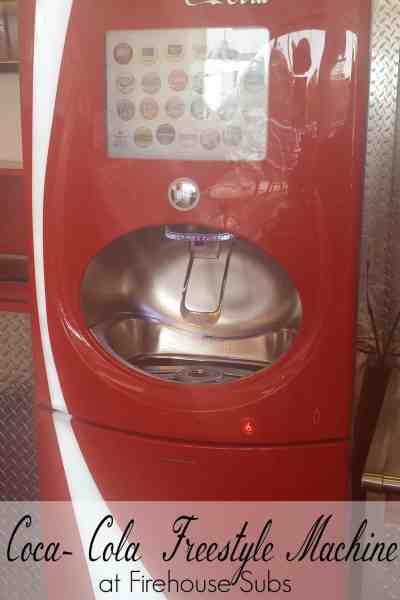 Quench Your Thirst with the Coca-Cola Freestyle Machine