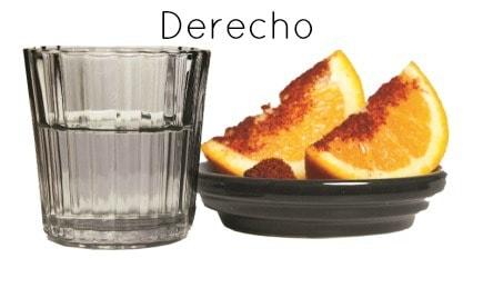Derecho - Holiday Cocktail