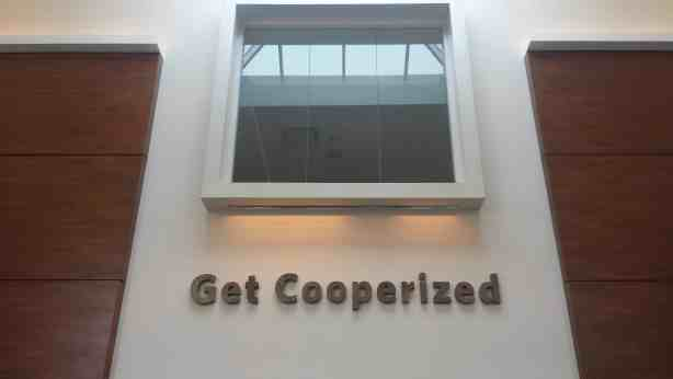 Get Cooperized.