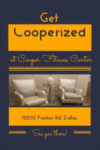 Get Cooperized at the Newly Renovated Cooper Fitness Center