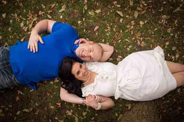 Dallas Engagement Pictures taken at Southern Methodist University.