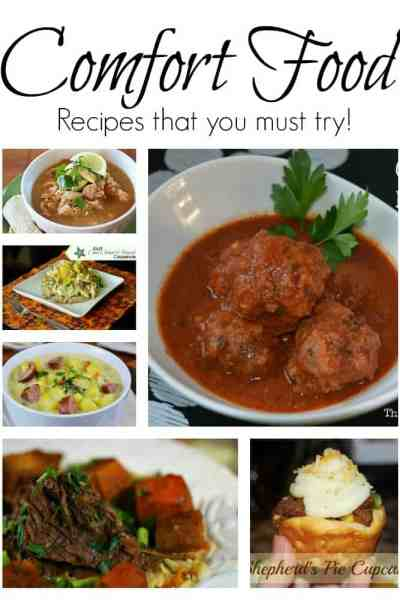 Comfort Food Recipes That Are To Die For