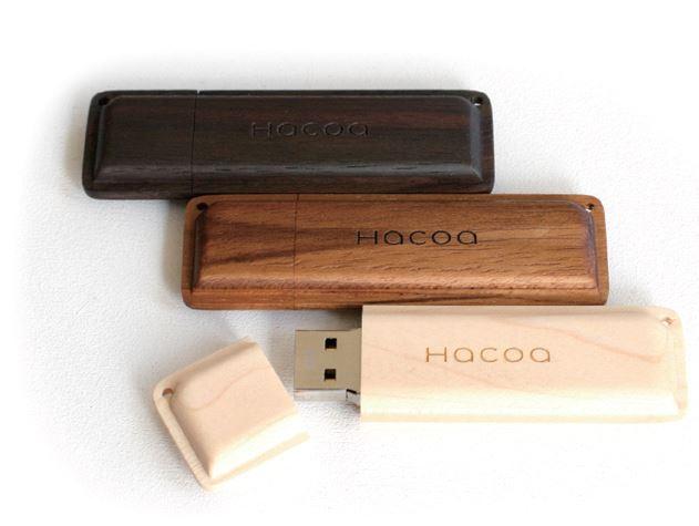 Wood USB - Takumi