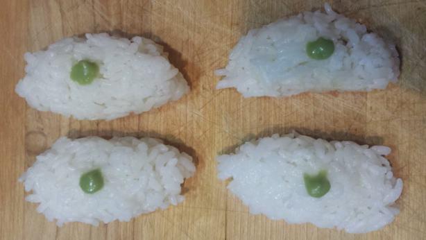 How to make homemade Nigiri - #recipe #sushi