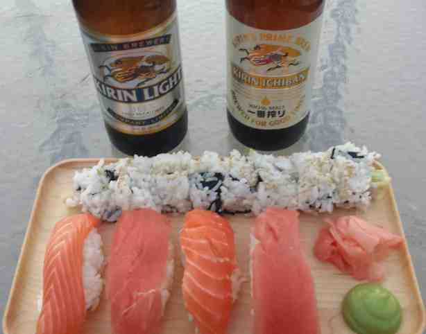 Homemade Sushi and Nigiri - #recipe