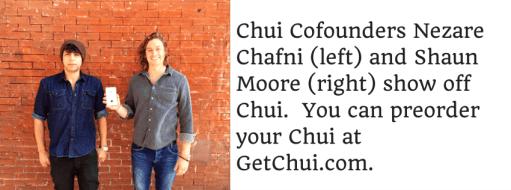 Chui Cofounders