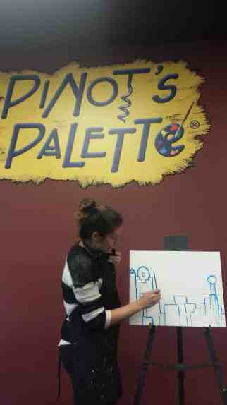 Painting Instructor at Pinot's Palette Lakewood