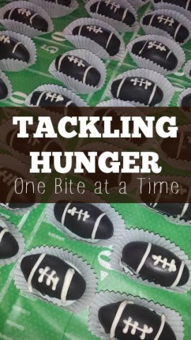 Tackling Hunger One Bite at a Time - Taste of the NFL Dallas 2014