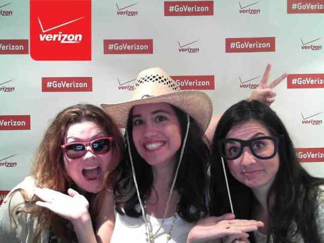 Betsy Mitchell, Jennifer Buxton & Molly Thornberg - Verizon Wireless Suite - George Strait Concert Dallas