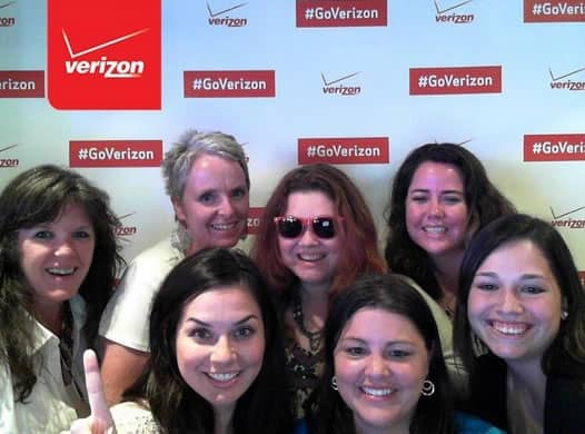 North Texas Bloggers - Verizon Wireless Suite - George Strait Concert Dallas