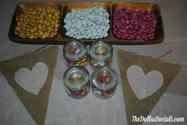 Wedding Favor Ideas #reception #mms