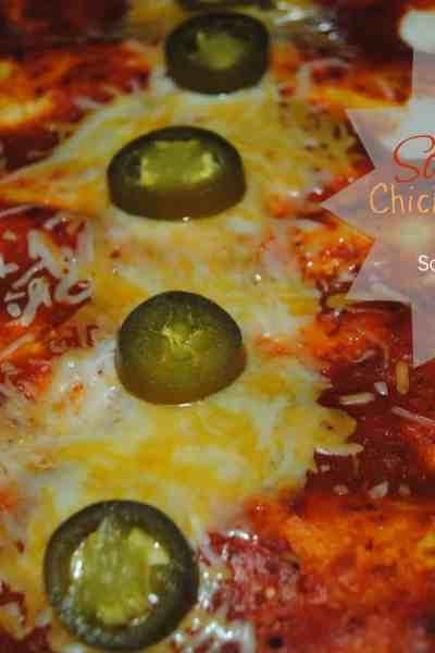 A Simple Recipe for Southwestern Chicken Enchiladas