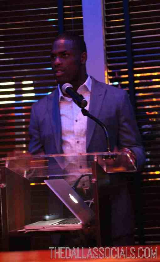 DeMarco Murray Foundation - Celebrity Waiter Night